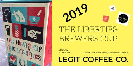 2019 Liberties Brewers Cup tickets