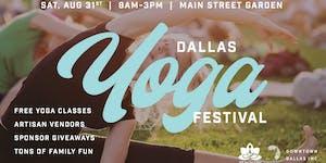 DFW Free Day of Yoga's Dallas Yoga Festival: 13th...
