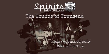 The Hounds of Townsend tickets