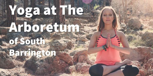 Yoga at the Arboretum