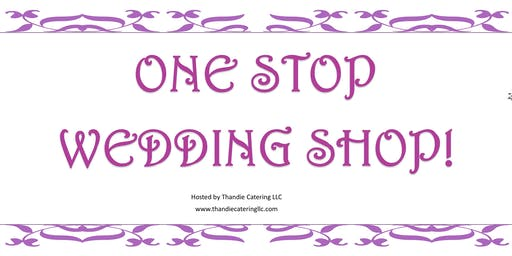 One Stop Wedding Shop