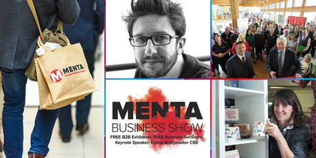 The MENTA Business Show 2019  tickets
