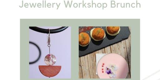 Jewellery Workshop Brunch