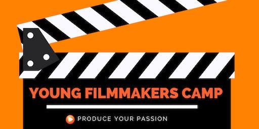 Young Filmmakers Summer Camp