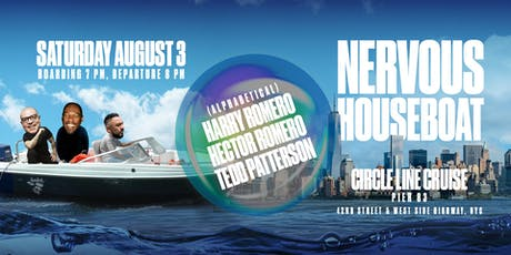 Nervous Houseboat with Harry Romero, Hector Romero, Tedd Patterson tickets