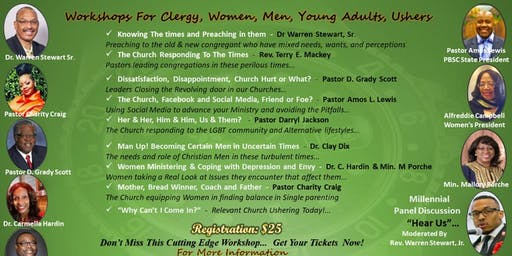 """""""The Church Understanding The Times"""" Motivational Conference"""