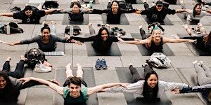 Yoga in the Square 2019