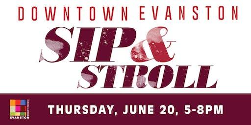 Downtown Evanston Sip & Stroll
