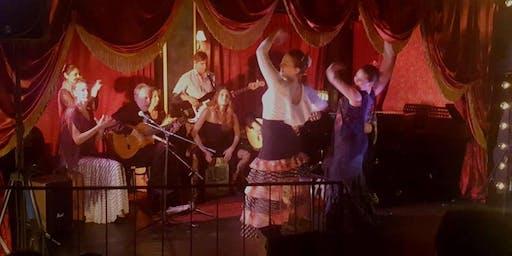 Noche Flamenca IV at C. Grace
