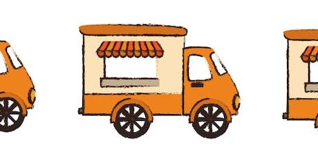 Food Trucks and Finance  tickets