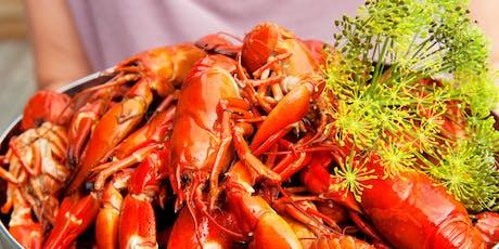 Summer Crayfish Party tickets