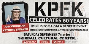 The KPFK 60th Anniversary Gala