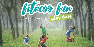 Community Summer Fun Play Date