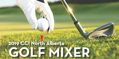 2019 CCI Golf Mixer