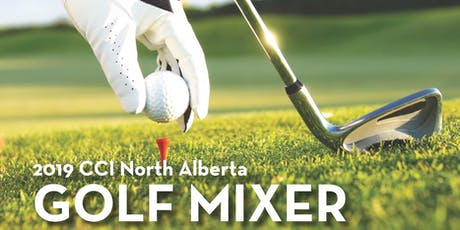 2019 CCI Condo Golf Mixer tickets