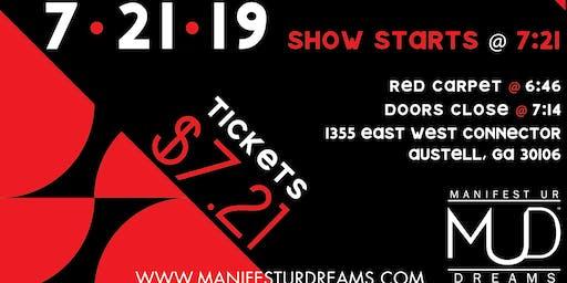 Manifest Ur Dreams Fashion Show