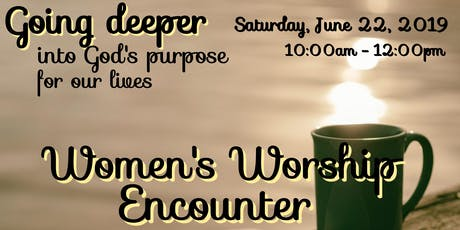 Women's Worship Encounter tickets