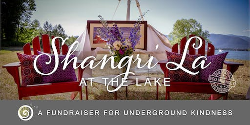 Underground Kindness presents Shangri La At The Lake