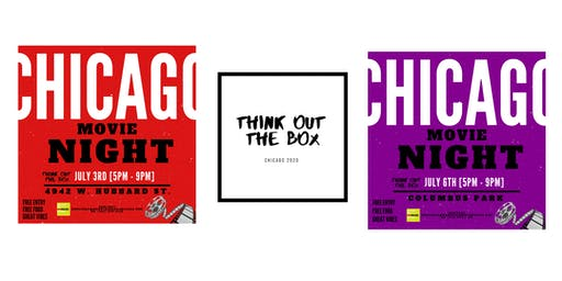Think Out The Box Movie Night