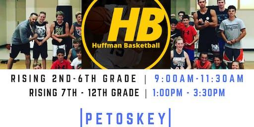 HUFFMAN BASKETBALL | PETOSKEY HIGH SCHOOL | 2ND - 6TH GRADE BOYS/GIRLS