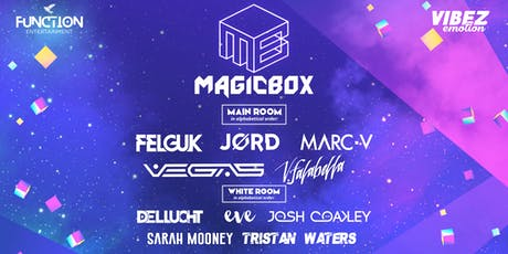 Magic Box Festival 2k19 tickets