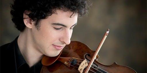 Itamar Zorman Benefit Concert