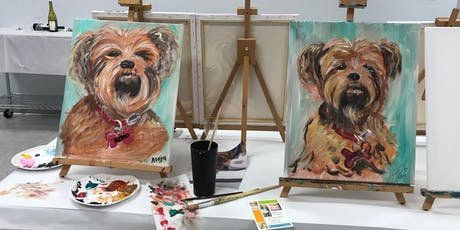 Paint your own Pet tickets