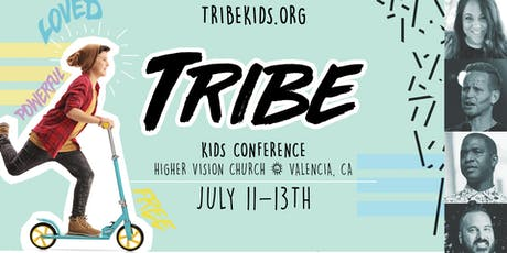 Tribe Kids Conference 2019 tickets