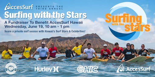 Surfing with the Stars- AccesSurf Fundraiser