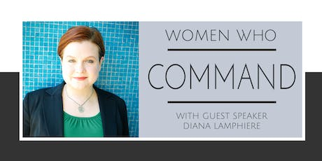 Women Who COMMAND tickets