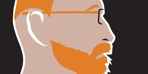 Graphic fiction writing with cartoon illustrator Philip Elliott