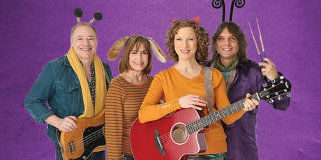 The Laurie Berkner Band's Monster Boogie Halloween Concert LIVE! tickets
