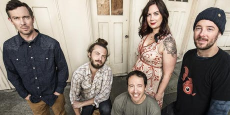 YONDER MOUNTAIN STRING BAND W/ ARKANSAUCE tickets