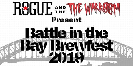 Battle in The Bay Brewfest 2019 tickets
