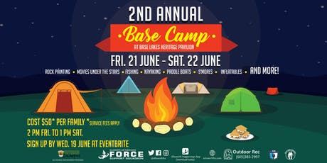 2nd Annual Base Camp at Ellsworth AFB tickets