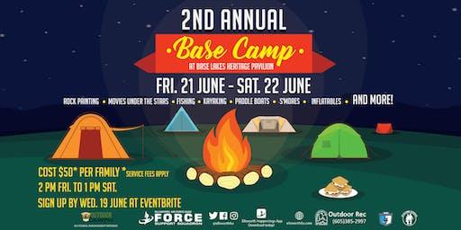 2nd Annual Base Camp at Ellsworth AFB