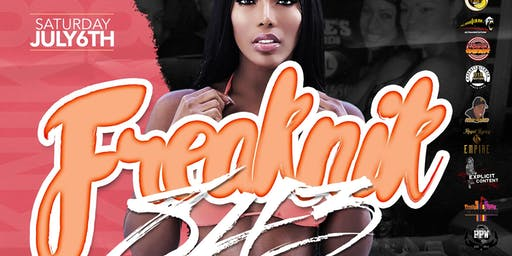 FREAKNIK (CAROLINA BEACH JAM AFTER PARTY)