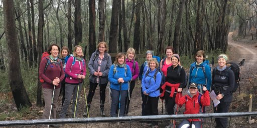 Weekend Walks for Women - Wine Shanty Trail and Long Ridge Lookout 22nd June