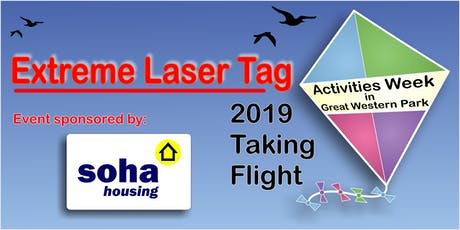 Extreme Laser Tag 2019 tickets