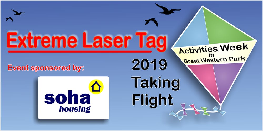 Extreme Laser Tag 2019 Tickets, Tue 30 Jul 2019 at 10:00   Eventbrite