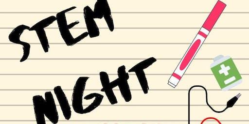 ScribbleBots (Family STEM Night)