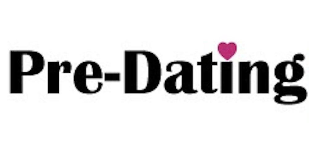 Speed dating 20s