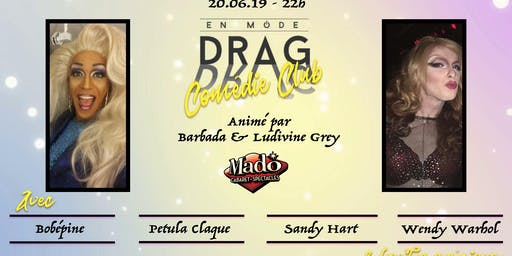 En Mode Drag- Comedie Club