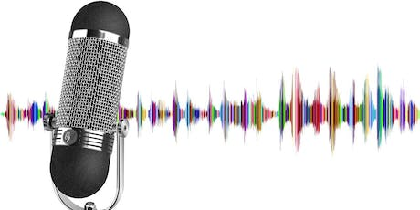 OKC Podcasting Workshop: The Voice Lives On! tickets