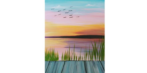 July 21st Sip and Paint