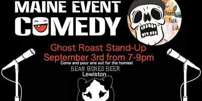 MEC & DTLA presents Ghost Roast Stand-Up