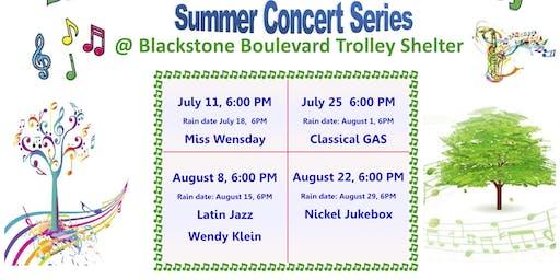Latin Jazz/Wendy Klein – 3rd Boulevard Concert