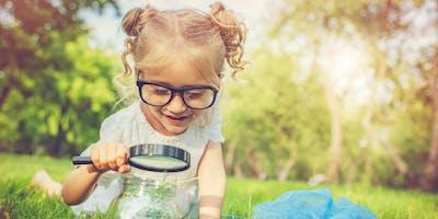 Ponder & Play: Teeny-Tiny Friends