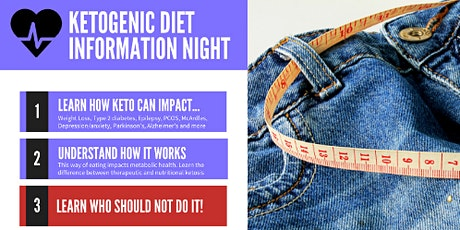 Ketogenic Diet 101: Information Session -Online tickets