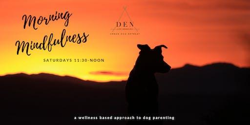Morning Mindfulness at DEN